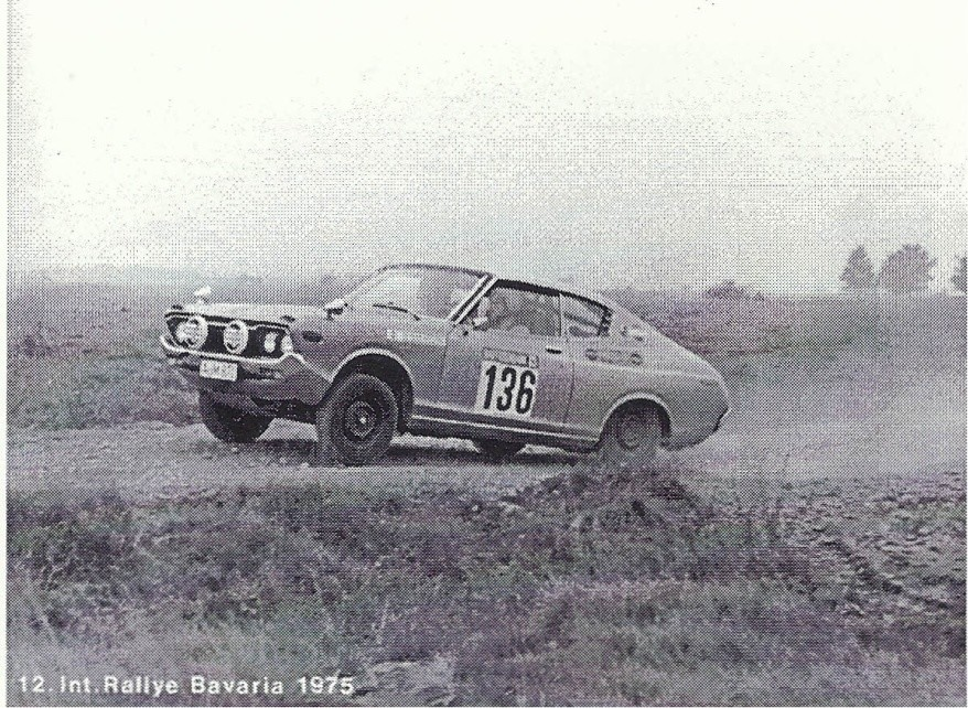 Int. Rallye Bavaria 1975