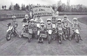 Das AMCH - Junior - Team am Anfang