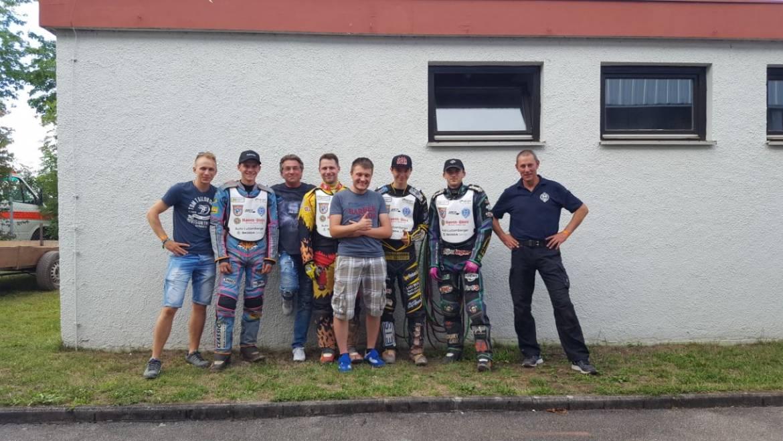 STC Landshut am 29.07.2017 (Flutlichtrennen)