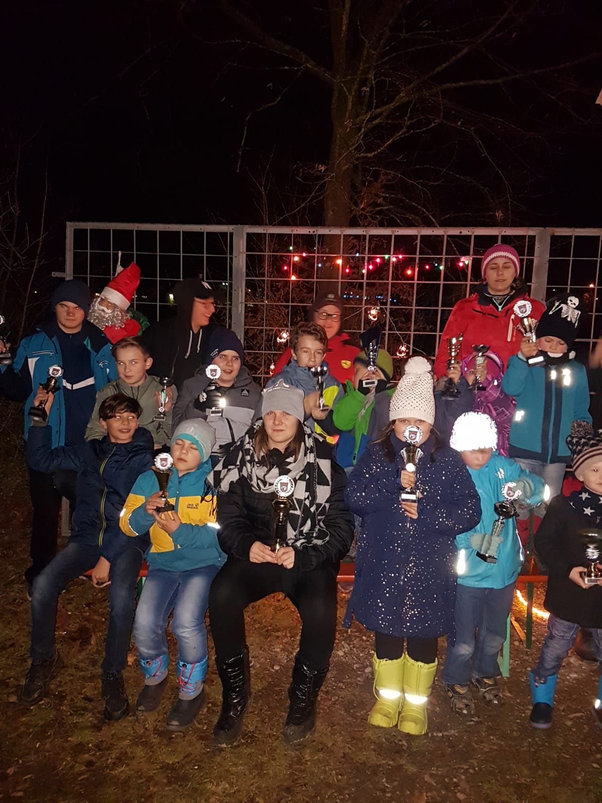 Traditionelle Nikolausfeier 2018